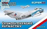 Eduard Kits Plástico 4441 - Modelo Kit Ceskoslovenské patnáctky DUAL COMBO