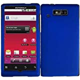 Blue Hard Case Cover for Motorola Triumph WX435
