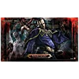 Resident Evil Nightmare Deck Building Game Playmat By Bandai