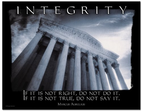 Character Education: Integrity