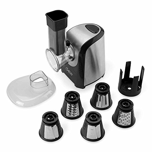 The Chew 5-in-1 Food Prep Express Shooter (Black)
