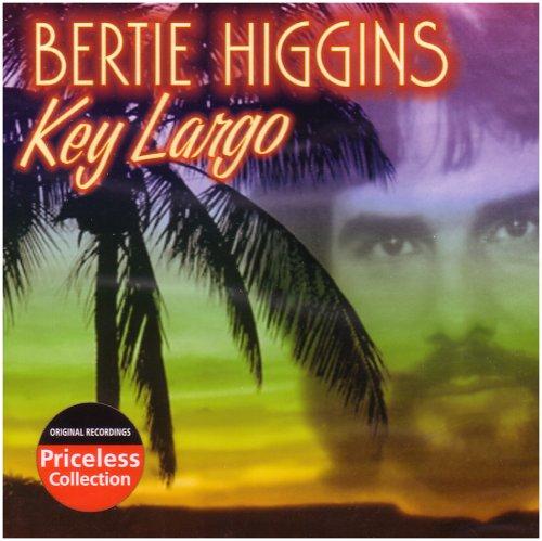 Bertie Higgins CD Covers