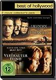 Best of Hollywood - 2 Movie Collector's Pack: Legenden der Leidenschaft / Vertrauter Feind [2 DVDs]