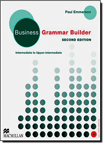 BUSINESS GRAMMAR BUILDER Pack N/E