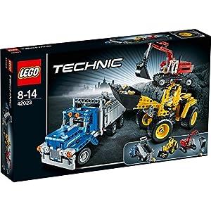 LEGO Technic Construction Crew 42023