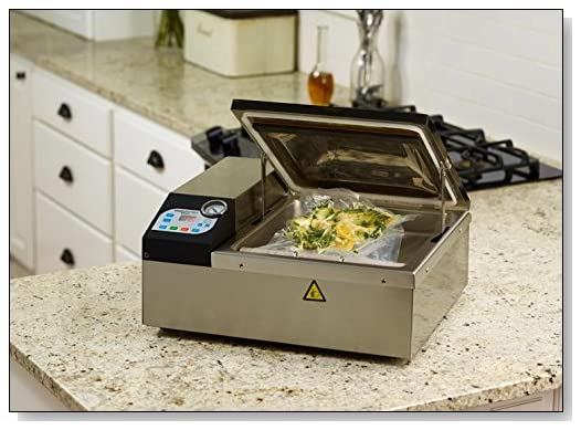 VacMaster VP120 Chamber Vacuum Sealer Review