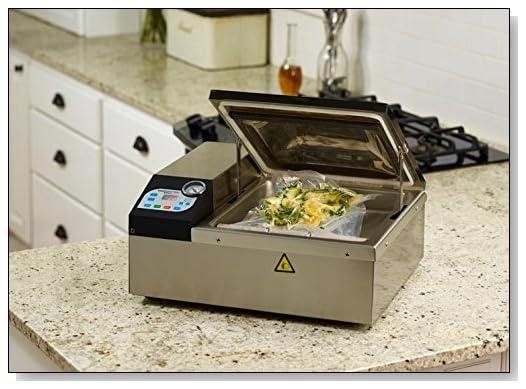 VacMaster VP120 Chamber Vacuum Sealer Review