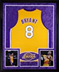 Kobe Bryant Framed Jersey Signed PSA/...