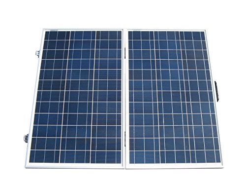Eco worthy pannello solare fotovoltaico 120w 12v poly - Fotovoltaico portatile ...