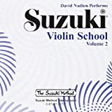 David Nadien Performs Suzuki Violin School, Volume 2