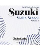 Ecole du Violon Volume 2 CD - Violon