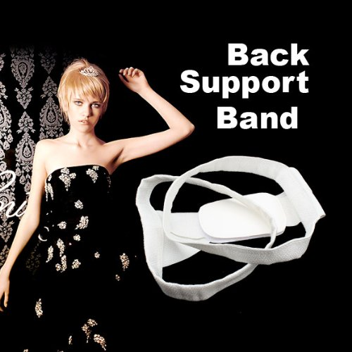 Vktech HOT No Slouching Back Support Brace Posture Shoulder