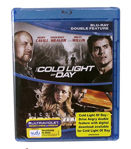 The Cold Light of Day and Drive Angry - A Blu-ray Double Feature