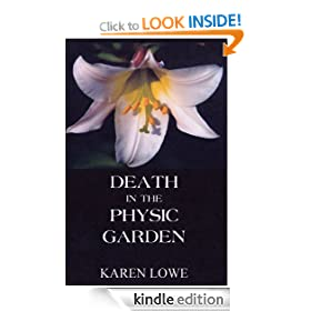 Death in the Physic Garden (Star Gardens Mysteries)