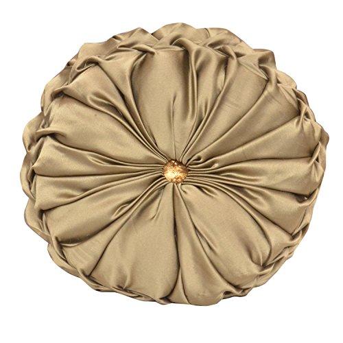 Floral Round Cushion