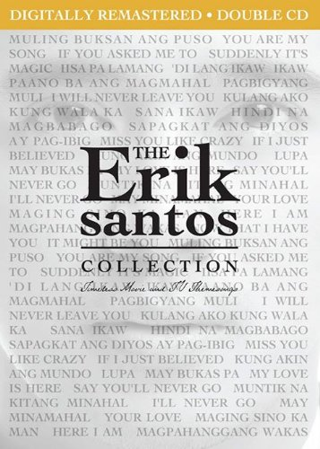 The Erik Santos Collection: Timeless Movie and TV Theme Songs
