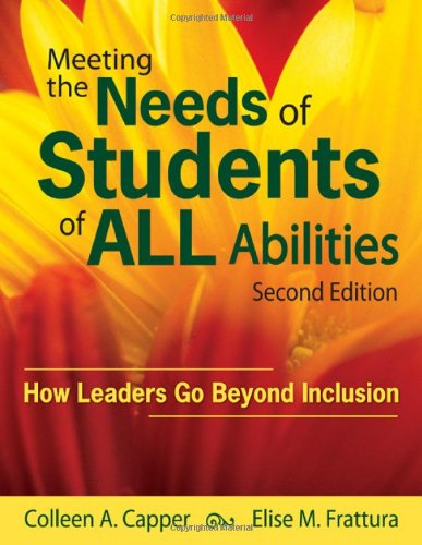 Meeting the Needs of Students of ALL Abilities: How...