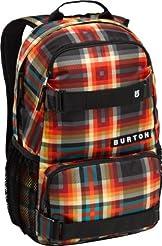 6601db276c4b Burton Treble Yell (Majestic Black Plaid) - uni backpack