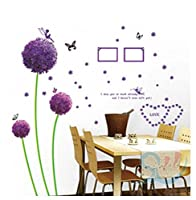 Domire DIY Wall Stickers Removable Art Vinyl Decal Many Types by Domire