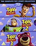 Toy Story 1-3 Box Set [Blu-ray][UK Import]