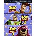 Toy Story 1-3 Box Set [Blu-ray]