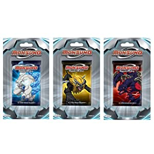 2012 Monsuno TCG Trading Card Game: HOBBY Booster Box (20 Packs)