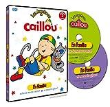 Pack Caillou: Sarah + Mi Mascota Gilbert [DVD]