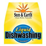 Unscented Liquid Dish Washing Detergent - 22 oz.
