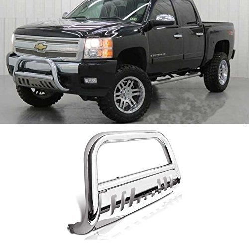 Mifeier Brush Push Bumper Grille Grill Guard Bull Bar For 11-16 Chevy Silverado GMC Sierra 2500/3500HD (Brush Guard For Chevy Silverado compare prices)