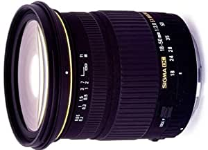 Sigma 18-50mm f/2.8 EX DC HSM Macro Lens for Nikon DSLR (OLD MODEL)