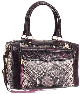 Rebecca Minkoff Mab Mini Bombe Color Block H339I27C Handbag,Colorblock,One Size