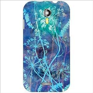 Design Worlds - Micromax A117 Canvas Magnus Designer Back Cover Case - Mult...