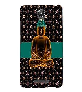 XIAOMI REDMI NOTE 2 BUDDHA Back Cover by PRINTSWAG