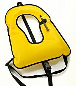 Buy Adult Snorkel or Snorkeling Vest (crafted in the USA) by Generic
