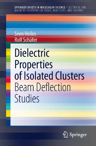 Dielectric Properties Of Isolated Clusters (Springerbriefs In Molecular Science)