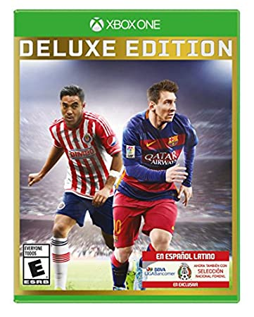 FIFA 16 (Deluxe Edition) - Xbox One