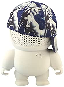 Imixid Audiobots 7.0 Bluetooth Powered Speakerbot (White)