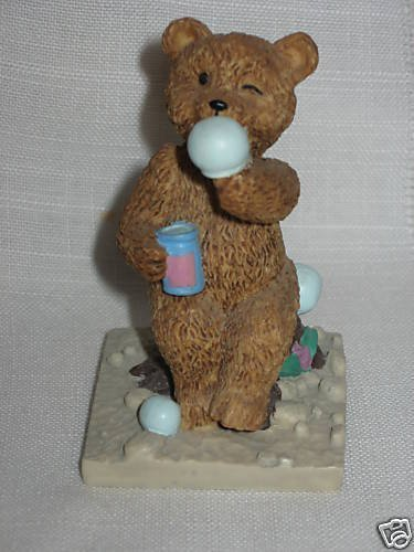 "Avon Days of Week Bears Sunday 's Bear Good Gay 3"" tall"