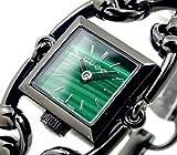 グッチ GUCCI シニョリーア 腕時計 レディース YA116517 グリーン