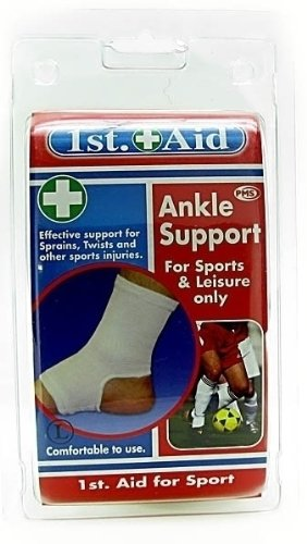 Ankle Support for sprains, twists and other sports injuries