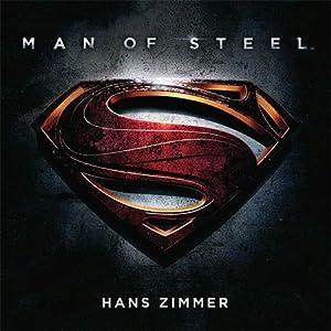 Pop CD, Movie Man Of Steel O.S.T.[002kr]