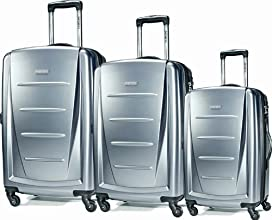 Samsonite Winfield 2 Spinner 3-Piece Luggage Set, Platinum