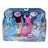 Cinderella Fairytale Fashion Pack Doll Accessories ~ Mattel