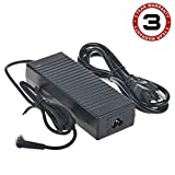 SLLEA 180W AC/DC Adapter Charger for ASUS G75 G75V G75VW ADP-180HB Laptop Power Supply US