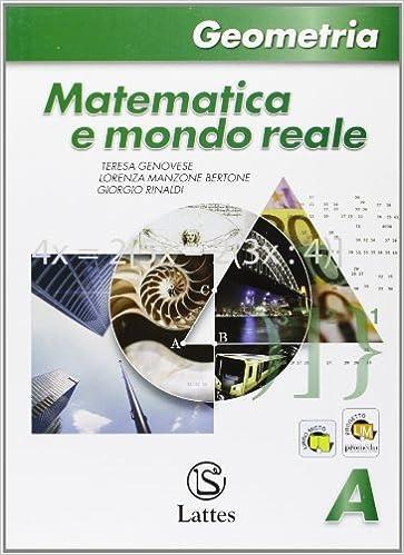 Matematica e mondo reale, Vol.B