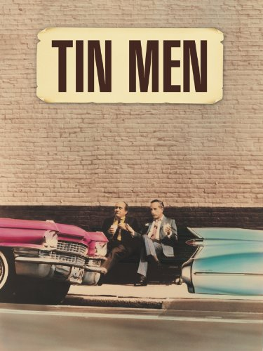 Amazon.com: Tin Men: Richard Dreyfuss, Danny DeVito