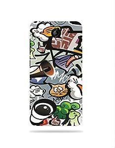 alDivo Premium Quality Printed Mobile Back Cover For Micromax Canvas Nitro 3 E455 / Micromax Canvas Nitro 3 E455 Case Cover (WZ013)