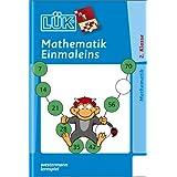 LÜK: Mathematik 1 X 1: ab Klasse 2: Training der Rechenfertigkeit des 1x1 sowie das Üben und Erfassen unterschiedlicher...