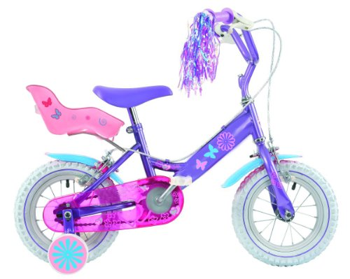Ride Along Dolly - Doll Bicycle Seat with Decorate Yourself Decals