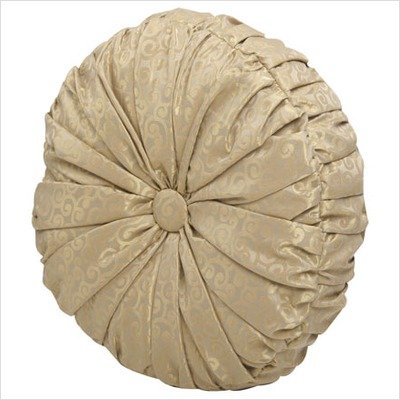 Jennifer Taylor Addison Collection Pillow, 14-Inch Diameter